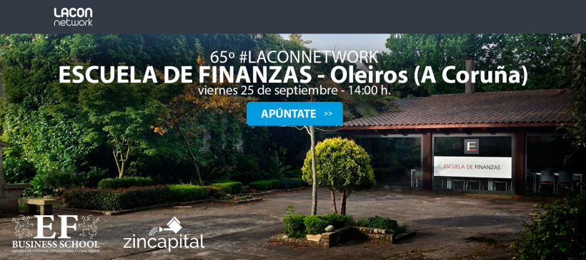 Lacon Network organizado por EF Business School y Zincapital