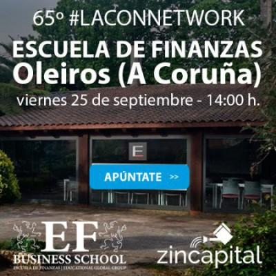 Lacon Network, Escuela de Finanzas y Zincapital